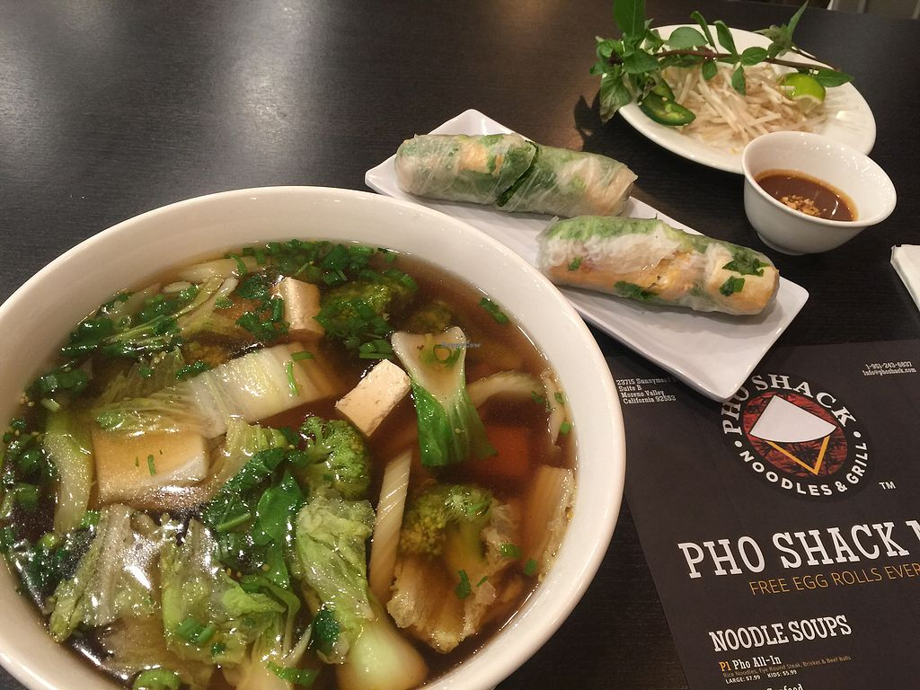 """Photo of Pho Shack  by <a href=""""/members/profile/M808675309"""">M808675309</a> <br/>mmm <br/> September 6, 2017  - <a href='/contact/abuse/image/100257/301359'>Report</a>"""