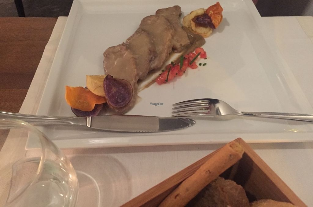 """Photo of Il Margutta Veggy Food and Art  by <a href=""""/members/profile/Mirage"""">Mirage</a> <br/>Main course <br/> August 18, 2016  - <a href='/contact/abuse/image/1002/169628'>Report</a>"""