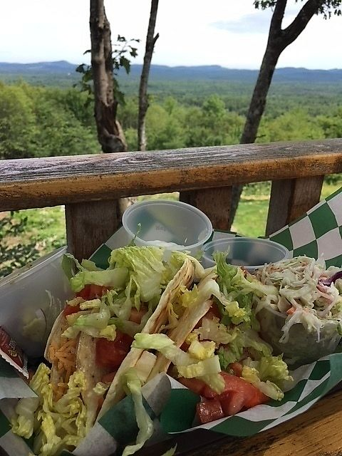 """Photo of Liberty Craft Brewing  by <a href=""""/members/profile/~PineyWoodHills~"""">~PineyWoodHills~</a> <br/>My favorite meal that I had in Maine last summer.  Asked if the chef could make my tacos with grilled veggies instead of meat.  Not only was that an easy swap, but it was incredibly delicious.  The ingredients tasted so fresh!  The chef even asked our waitress to double check with me if I was vegan or vegetarian, he wanted to make sure I got exactly what I wanted.  This is such a great place! <br/> January 17, 2018  - <a href='/contact/abuse/image/100303/347427'>Report</a>"""