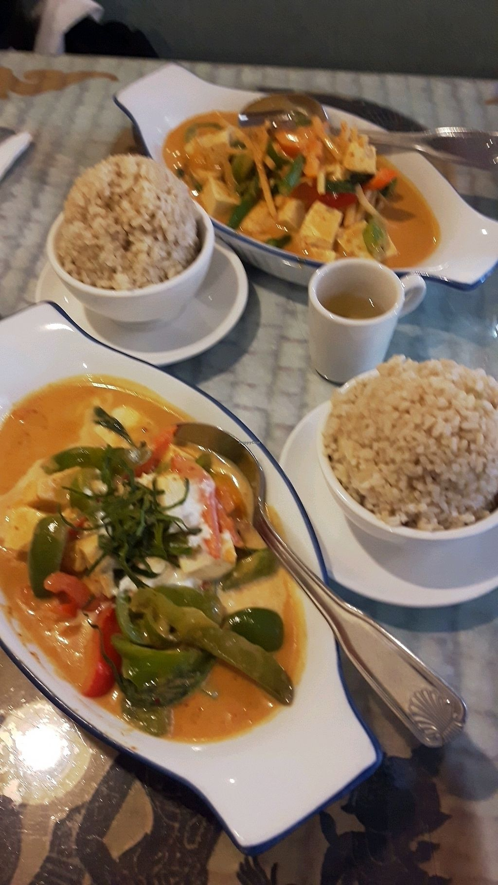 """Photo of Thai Cuisine  by <a href=""""/members/profile/BridgetLove"""">BridgetLove</a> <br/>Curries for life <br/> January 3, 2018  - <a href='/contact/abuse/image/100307/342424'>Report</a>"""