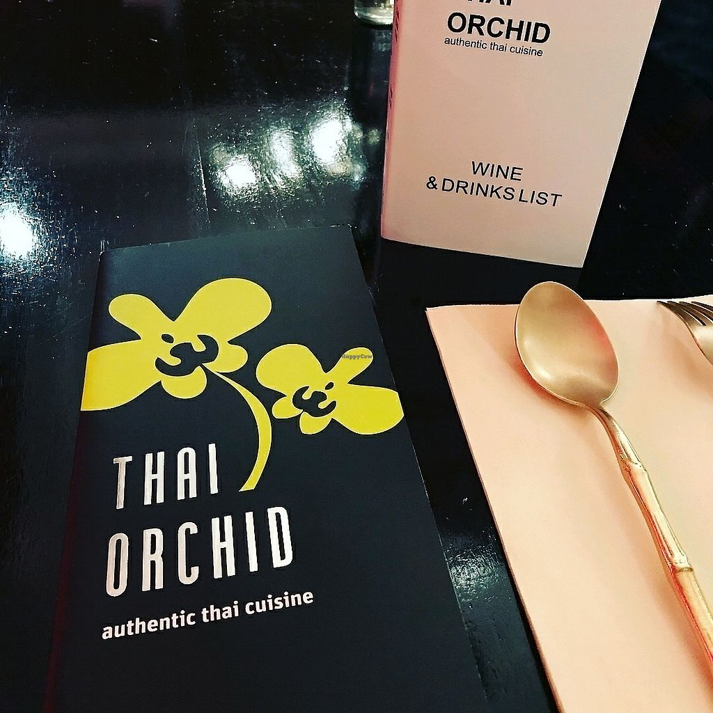 "Photo of Thai Orchid  by <a href=""/members/profile/craigmc"">craigmc</a> <br/>menu <br/> March 25, 2018  - <a href='/contact/abuse/image/100327/375946'>Report</a>"