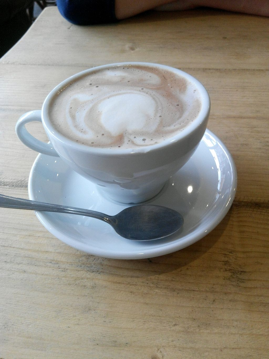 """Photo of Coffee Ethic  by <a href=""""/members/profile/RJS"""">RJS</a> <br/>Soya mocha <br/> September 9, 2017  - <a href='/contact/abuse/image/100365/302506'>Report</a>"""