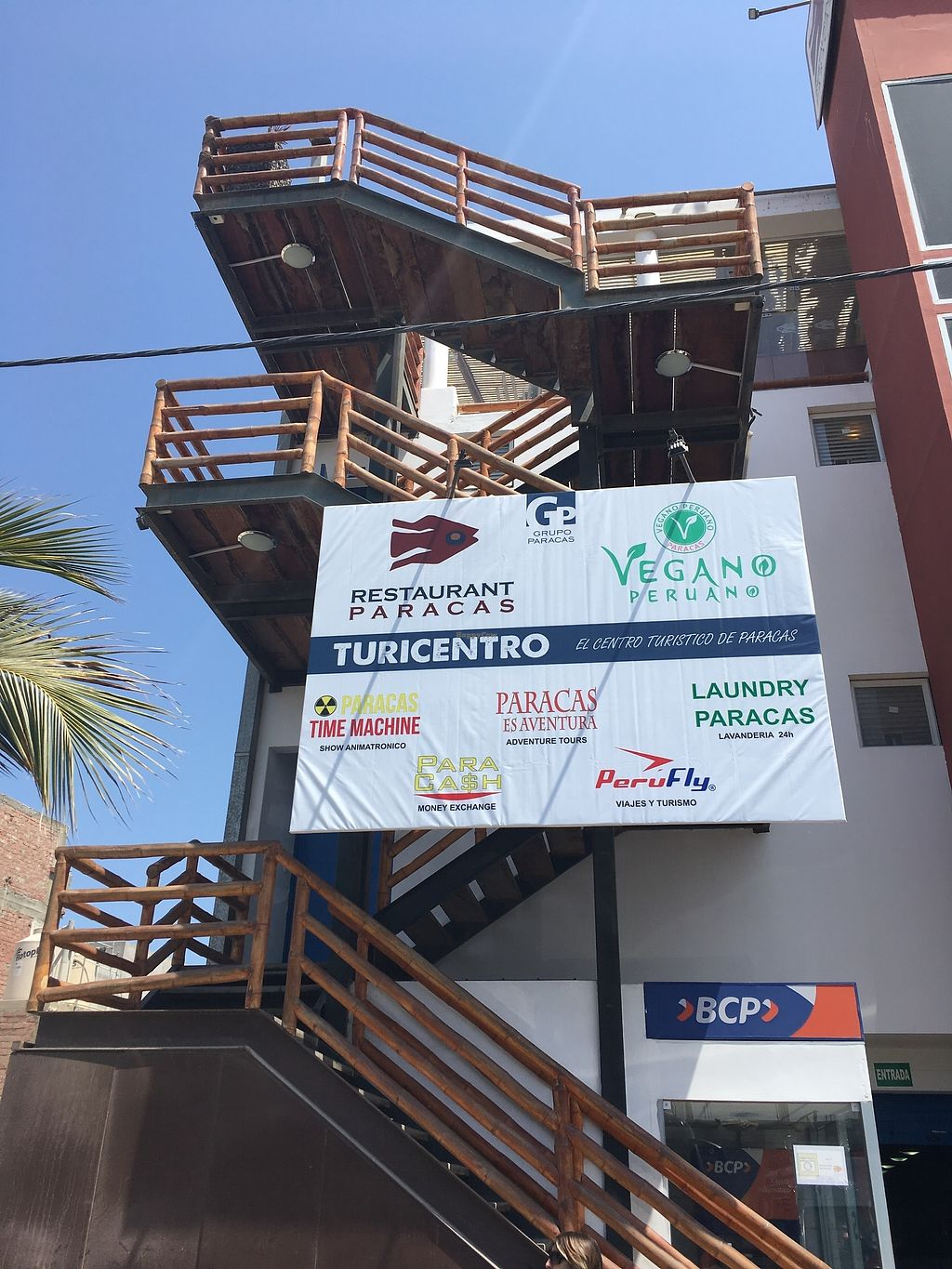 "Photo of Restaurant Paracas  by <a href=""/members/profile/peas-full"">peas-full</a> <br/>from outside  <br/> October 6, 2017  - <a href='/contact/abuse/image/100383/312461'>Report</a>"
