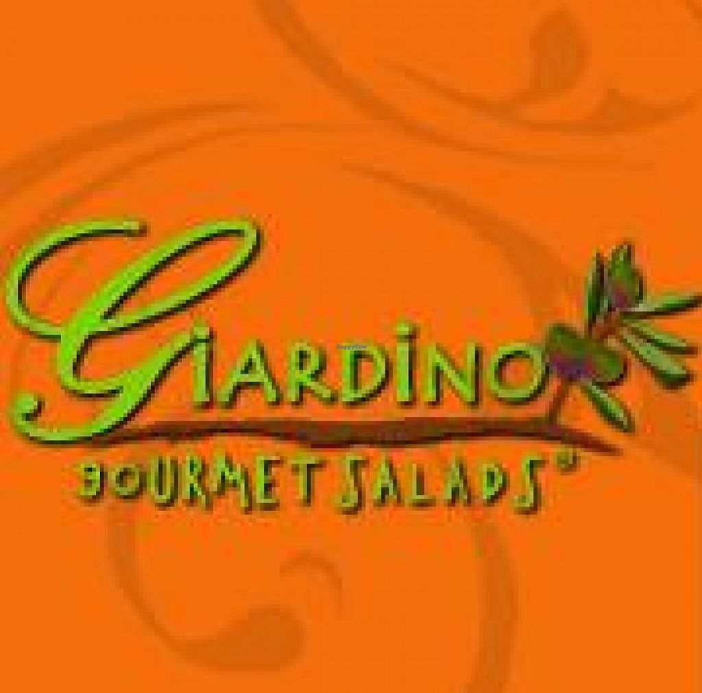 "Photo of Giardino Gourmet Salads  by <a href=""/members/profile/community"">community</a> <br/>Giardino <br/> November 3, 2014  - <a href='/contact/abuse/image/10039/196740'>Report</a>"