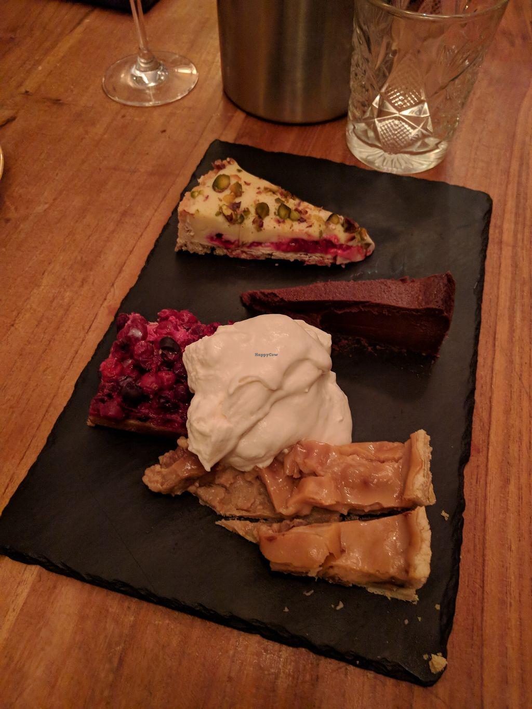 "Photo of Betty's Vegetarian Restaurant  by <a href=""/members/profile/steveveg"">steveveg</a> <br/>vegetarian dessert <br/> February 2, 2018  - <a href='/contact/abuse/image/1003/353964'>Report</a>"