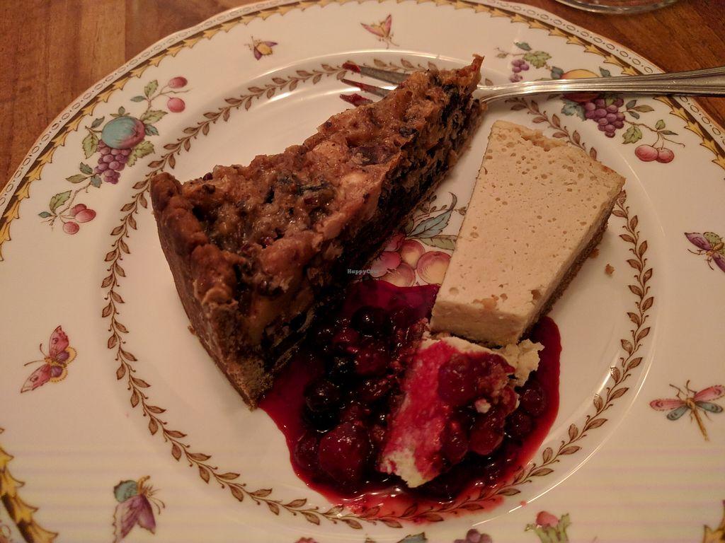 "Photo of Betty's Vegetarian Restaurant  by <a href=""/members/profile/steveveg"">steveveg</a> <br/>Vegan dessert <br/> February 2, 2018  - <a href='/contact/abuse/image/1003/353966'>Report</a>"