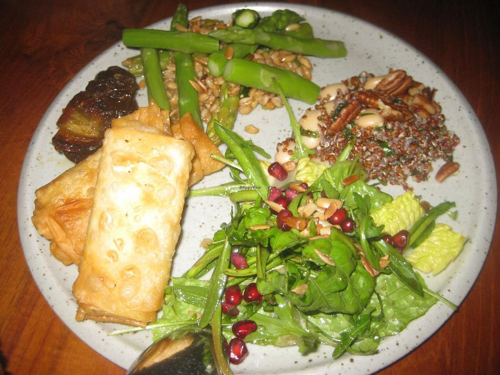"""Photo of Betty's Vegetarian Restaurant  by <a href=""""/members/profile/jennyc32"""">jennyc32</a> <br/>Starter:  sharing plate <br/> April 19, 2015  - <a href='/contact/abuse/image/1003/99617'>Report</a>"""