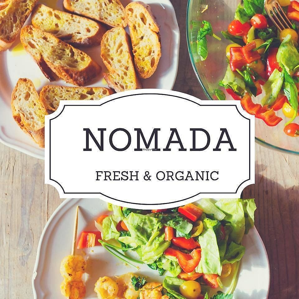 """Photo of Nomada Organics & Gourmet  by <a href=""""/members/profile/YanethGris"""">YanethGris</a> <br/>Vegan friendly health food restaurant and store.  <br/> September 6, 2017  - <a href='/contact/abuse/image/100401/301655'>Report</a>"""