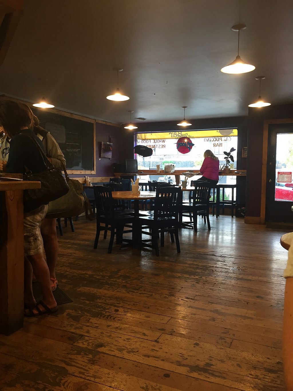 """Photo of Blue Dog Cafe  by <a href=""""/members/profile/isabellar"""">isabellar</a> <br/>Inside  <br/> September 9, 2017  - <a href='/contact/abuse/image/100437/302726'>Report</a>"""