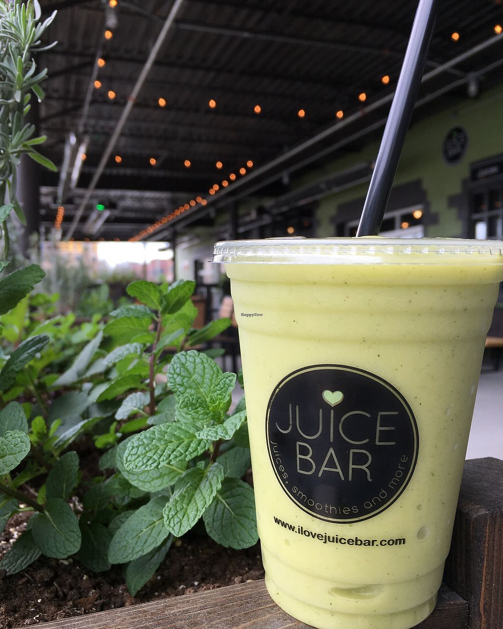 """Photo of I Love Juice Bar  by <a href=""""/members/profile/sobasirat"""">sobasirat</a> <br/>Mint to Be smoothie <br/> September 7, 2017  - <a href='/contact/abuse/image/100483/301800'>Report</a>"""