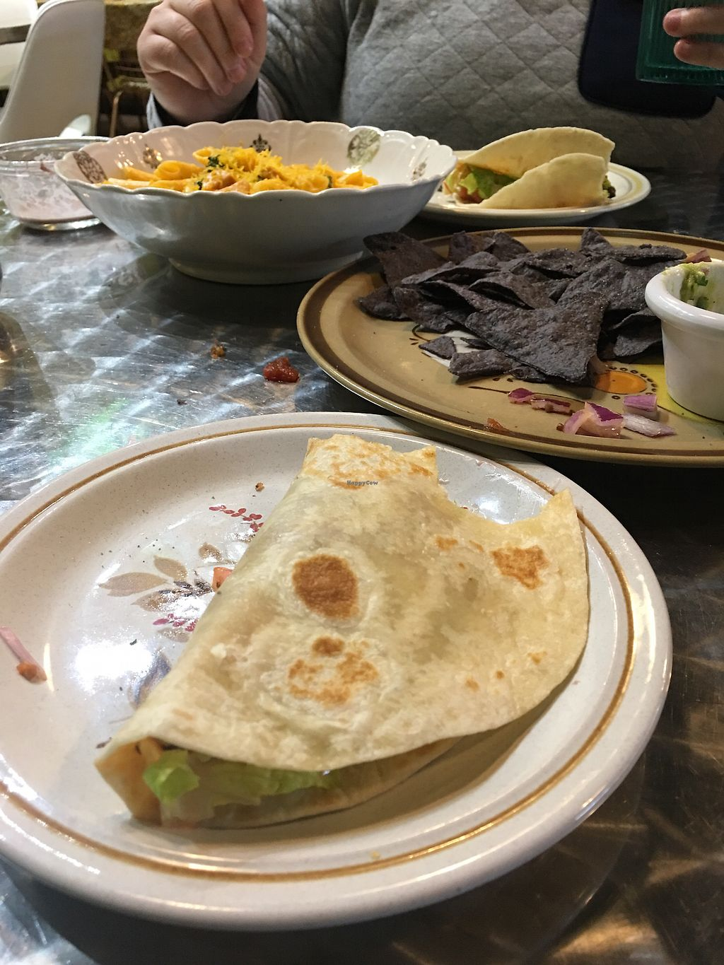 """Photo of Wicked Willow  by <a href=""""/members/profile/HeatherPolyard"""">HeatherPolyard</a> <br/>Half eaten taco. I was hungry! <br/> January 3, 2018  - <a href='/contact/abuse/image/100541/342731'>Report</a>"""
