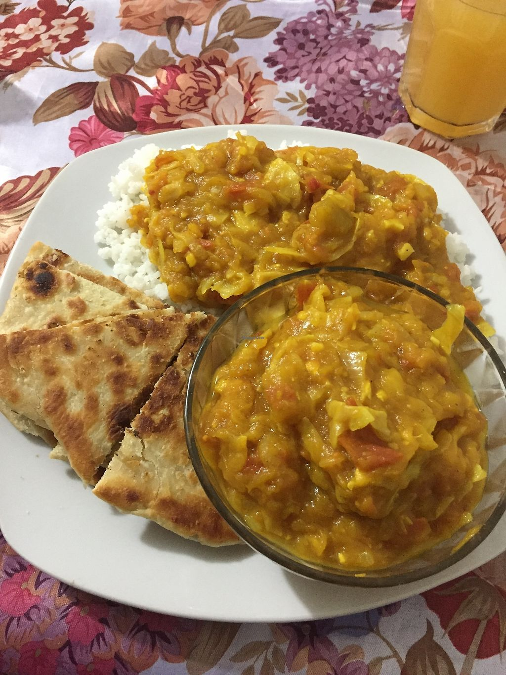 "Photo of Krishna Bhog  by <a href=""/members/profile/joegelay"">joegelay</a> <br/>Squash curry <br/> December 20, 2017  - <a href='/contact/abuse/image/100551/337376'>Report</a>"