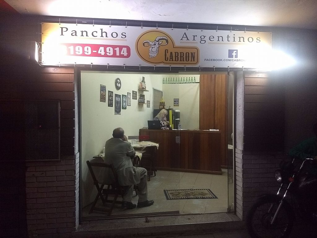"""Photo of El Cabron - Panchos Argentinos  by <a href=""""/members/profile/cedres"""">cedres</a> <br/>Front <br/> September 9, 2017  - <a href='/contact/abuse/image/100568/302264'>Report</a>"""