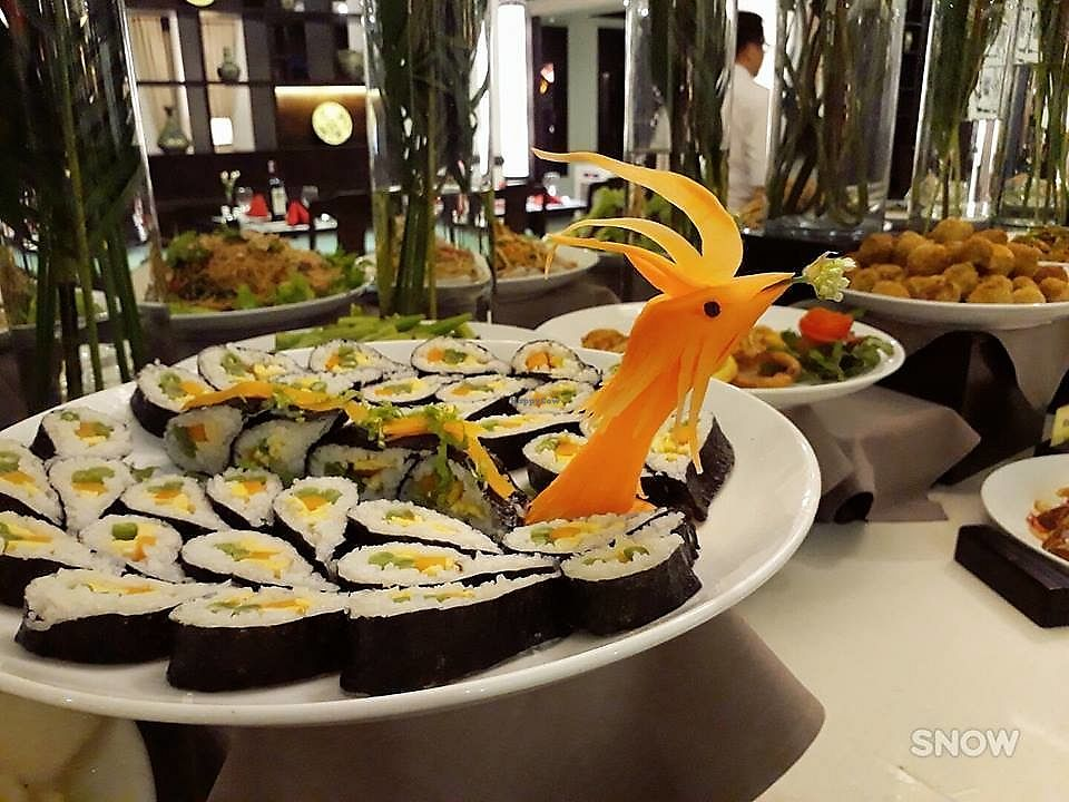 "Photo of REMOVED: Little Hoi An Boutique Hotel - Vegetarian Dinner Buffet  by <a href=""/members/profile/PandaTank"">PandaTank</a> <br/>From the buffet <br/> September 9, 2017  - <a href='/contact/abuse/image/100570/302344'>Report</a>"