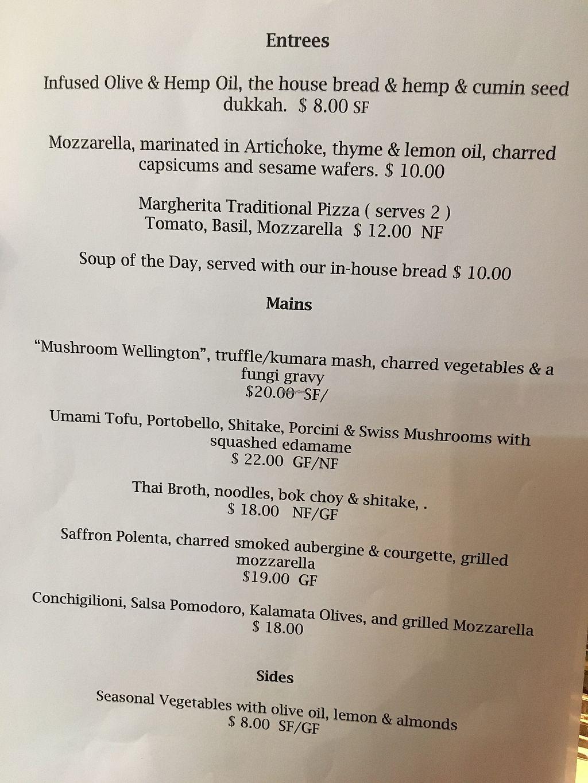 "Photo of CLOSED: Mara Restaurant  by <a href=""/members/profile/Yolanda"">Yolanda</a> <br/>mains menu  <br/> September 9, 2017  - <a href='/contact/abuse/image/100578/302299'>Report</a>"