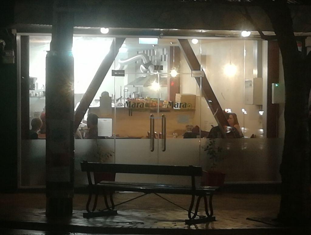 "Photo of CLOSED: Mara Restaurant  by <a href=""/members/profile/Yolanda"">Yolanda</a> <br/>Mara - outside <br/> September 9, 2017  - <a href='/contact/abuse/image/100578/302302'>Report</a>"