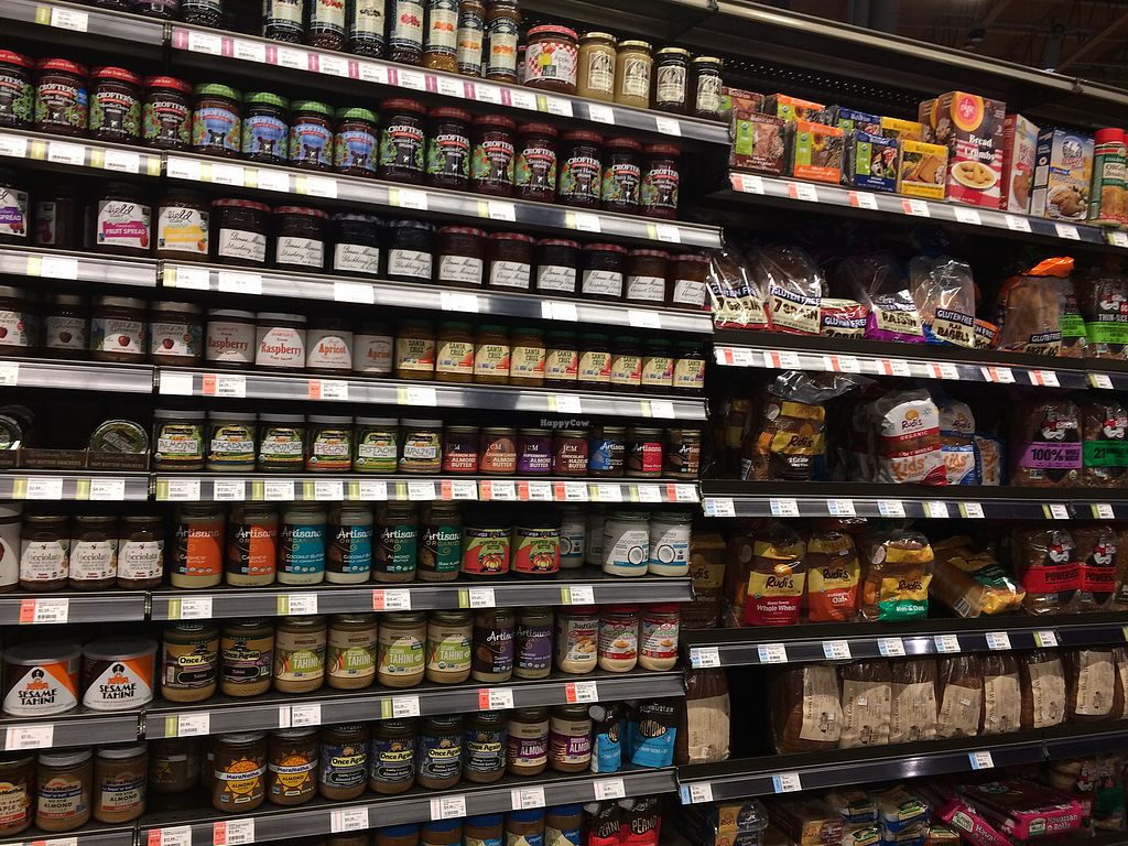 """Photo of PCC Natural Markets  by <a href=""""/members/profile/Arti"""">Arti</a> <br/>nut butters, vegan breads <br/> December 22, 2017  - <a href='/contact/abuse/image/100615/337954'>Report</a>"""