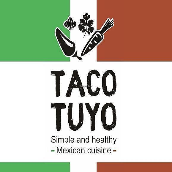 """Photo of Taco Tuyo  by <a href=""""/members/profile/moretofuplease"""">moretofuplease</a> <br/>Logo <br/> September 9, 2017  - <a href='/contact/abuse/image/100641/302679'>Report</a>"""