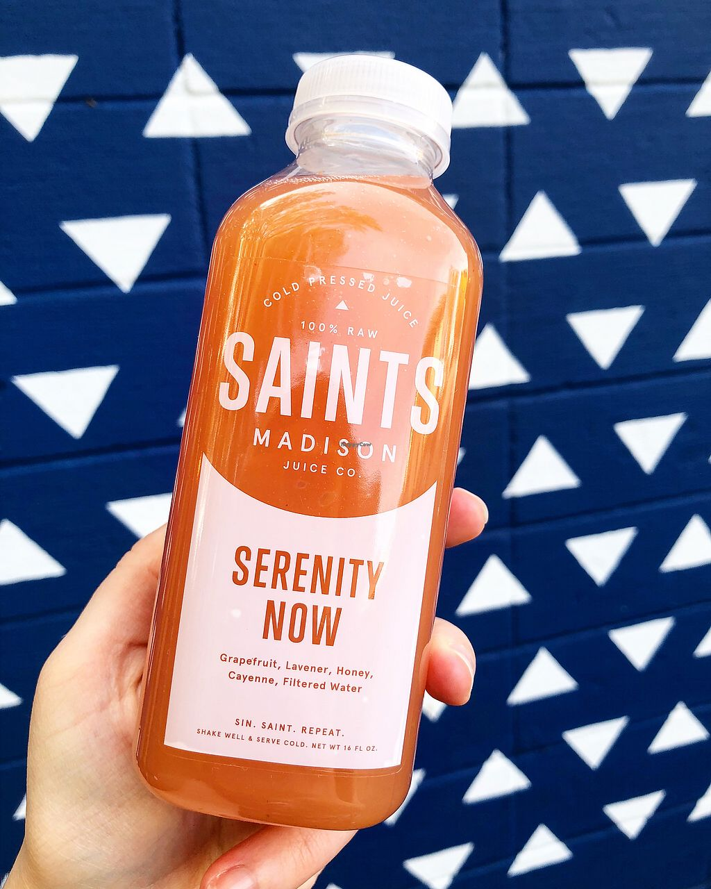 """Photo of Saints Madison Juice Co  by <a href=""""/members/profile/ErinLowry"""">ErinLowry</a> <br/>Serenity Now by Saints Madison <br/> March 13, 2018  - <a href='/contact/abuse/image/100708/370305'>Report</a>"""