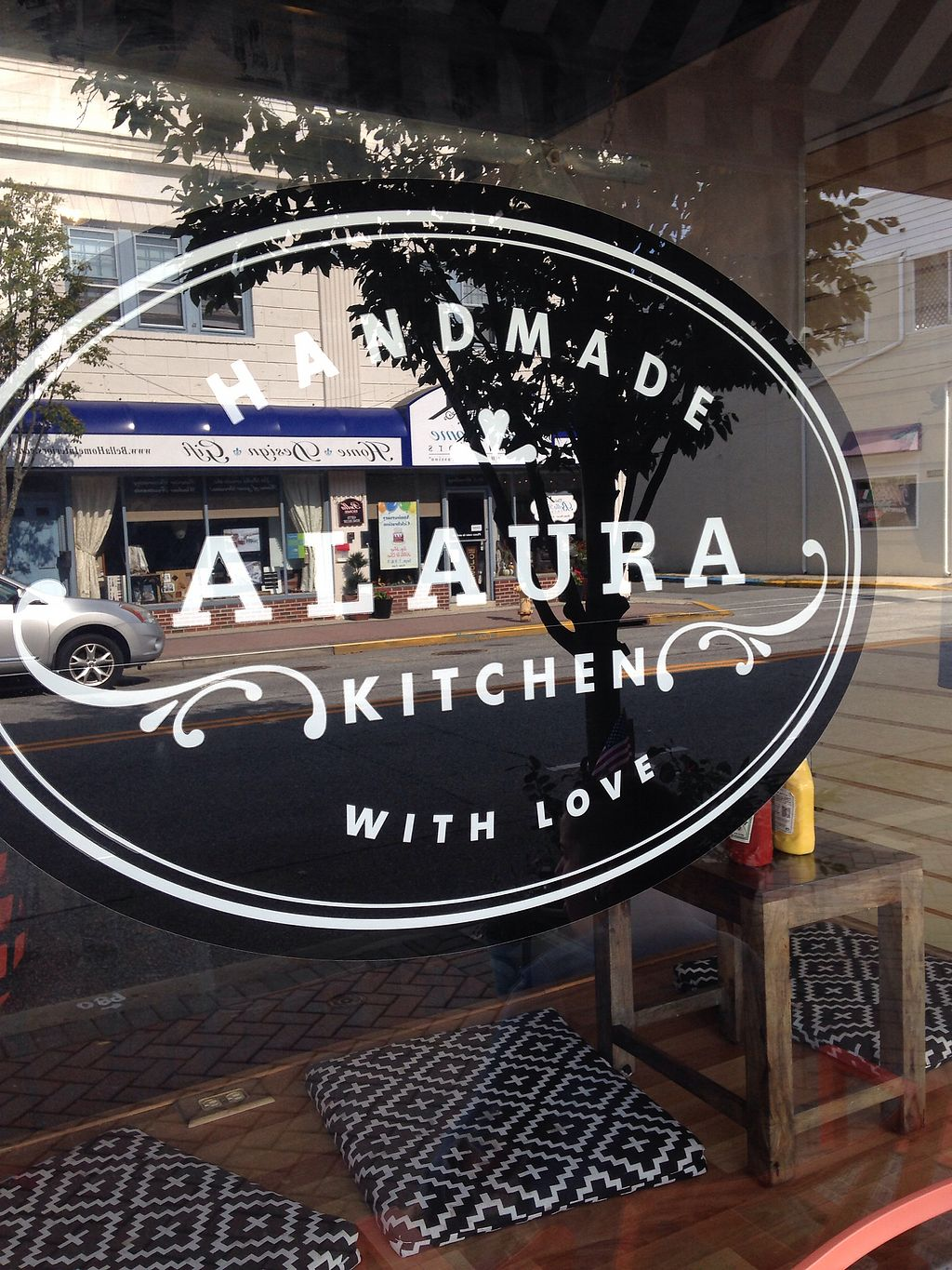 """Photo of Alaura Kitchen and Candy  by <a href=""""/members/profile/Genyvieve"""">Genyvieve</a> <br/>pitman nj ice cream parlor offering homemade vegan ice cream <br/> September 11, 2017  - <a href='/contact/abuse/image/100723/303368'>Report</a>"""