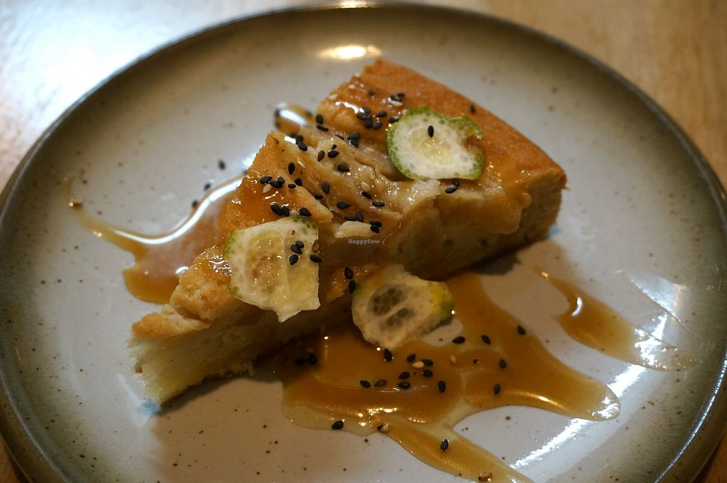 "Photo of Savvy  by <a href=""/members/profile/Ricardo"">Ricardo</a> <br/>Weekly Dessert: Pear Tart with Caramel/Tahini sauce <br/> April 14, 2018  - <a href='/contact/abuse/image/100771/385879'>Report</a>"