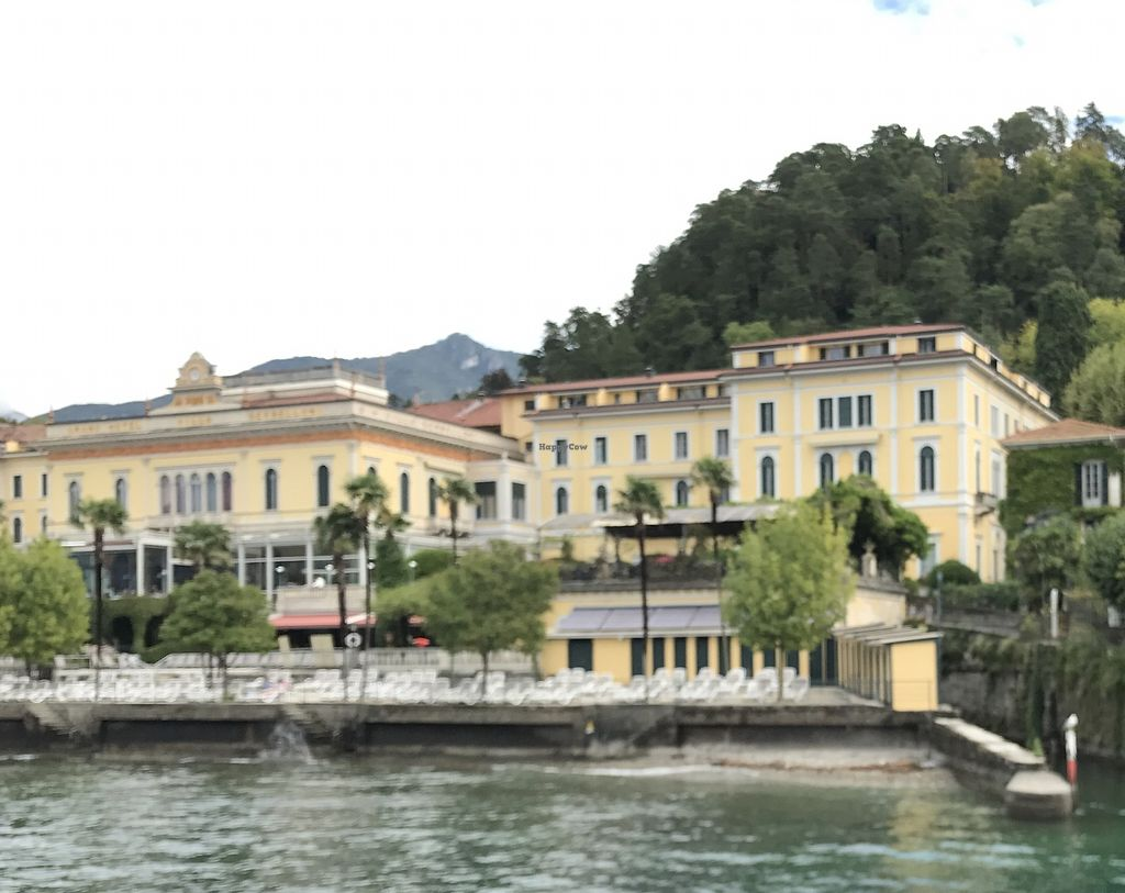 """Photo of Mistral  by <a href=""""/members/profile/ashwinn"""">ashwinn</a> <br/>Grand Hotel Villa Serbelloni where Mistral is located on Lake Como <br/> September 12, 2017  - <a href='/contact/abuse/image/100776/303855'>Report</a>"""