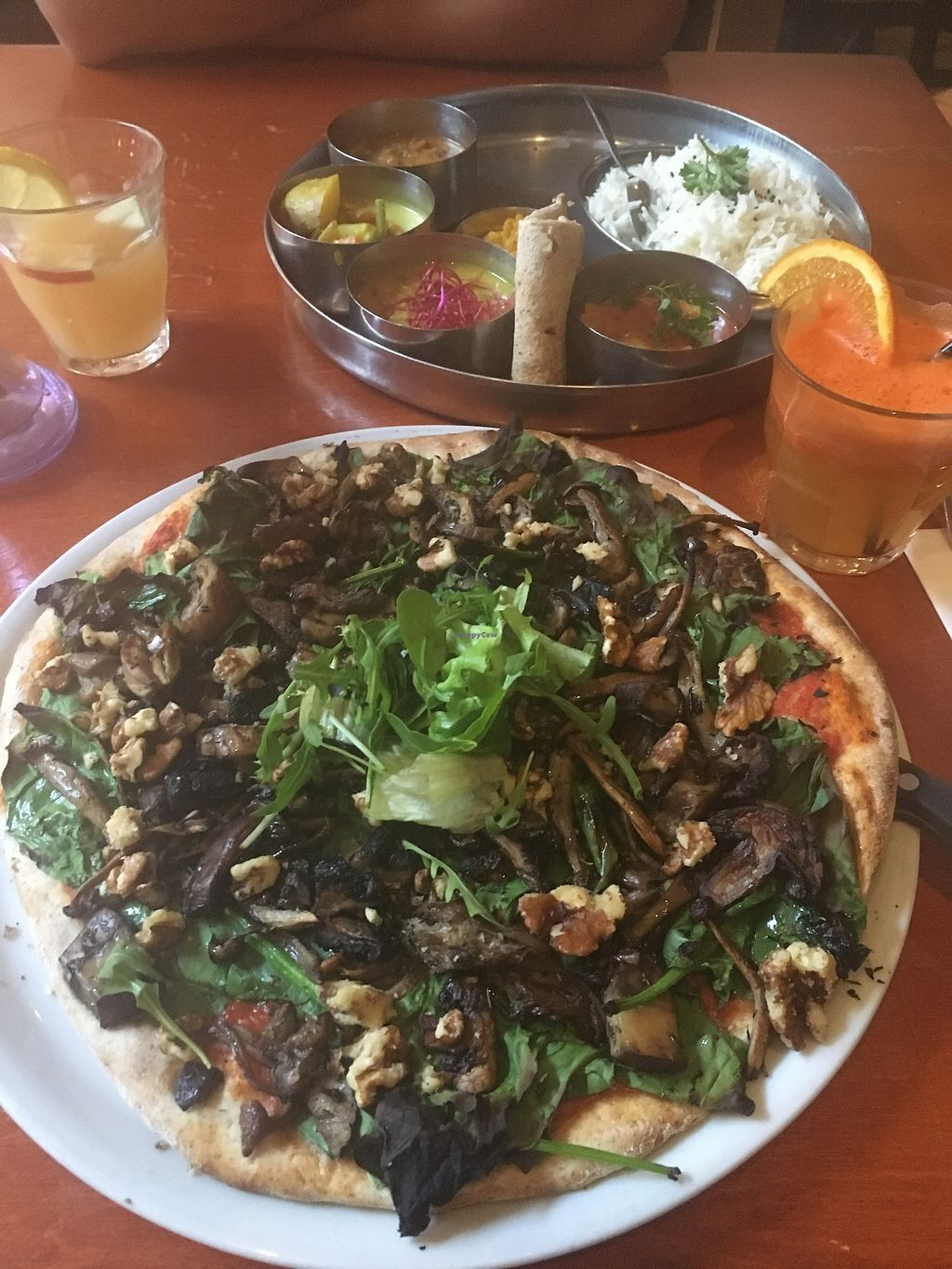 "Photo of Golden Temple  by <a href=""/members/profile/Alexandra_Sunshine"">Alexandra_Sunshine</a> <br/>Vegan Pizza <br/> August 24, 2017  - <a href='/contact/abuse/image/1007/296683'>Report</a>"