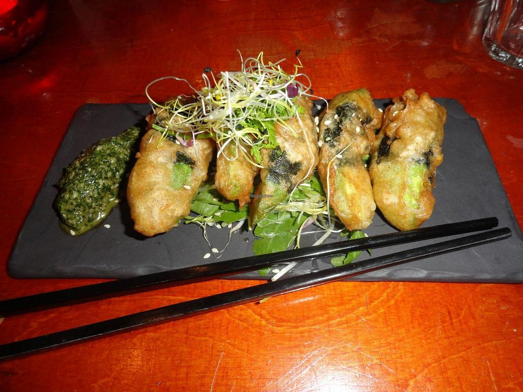 "Photo of Golden Temple  by <a href=""/members/profile/JonJon"">JonJon</a> <br/>Japanese avocado fritters <br/> August 23, 2014  - <a href='/contact/abuse/image/1007/78015'>Report</a>"