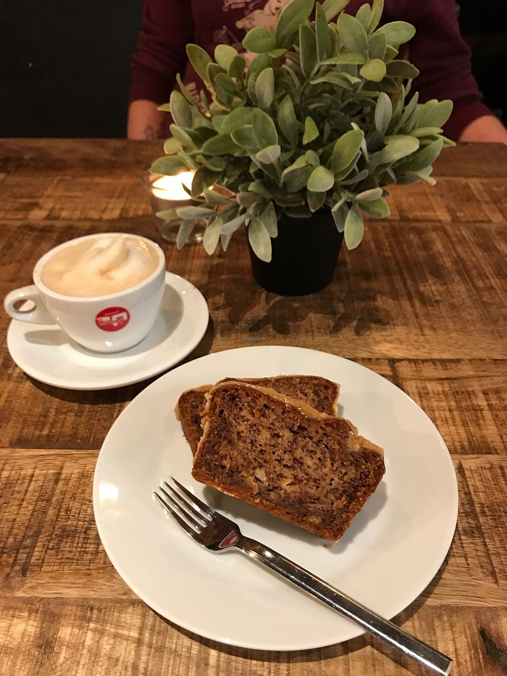 """Photo of Bidges & Sons  by <a href=""""/members/profile/Bidges%26Sons"""">Bidges&Sons</a> <br/>Banana Bread <br/> January 10, 2018  - <a href='/contact/abuse/image/100823/344965'>Report</a>"""