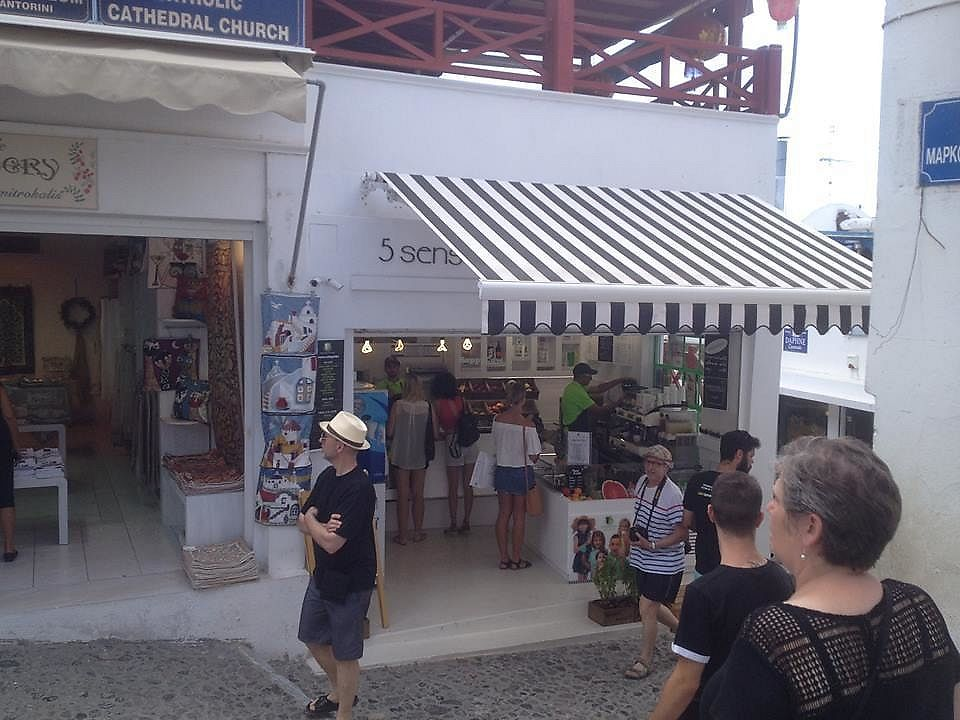 "Photo of 5 Senses Fresh  by <a href=""/members/profile/GrigoriaKyrkoudi"">GrigoriaKyrkoudi</a> <br/>the 5 senses fresh shop as you are going from the cable-car <br/> September 12, 2017  - <a href='/contact/abuse/image/100840/303734'>Report</a>"