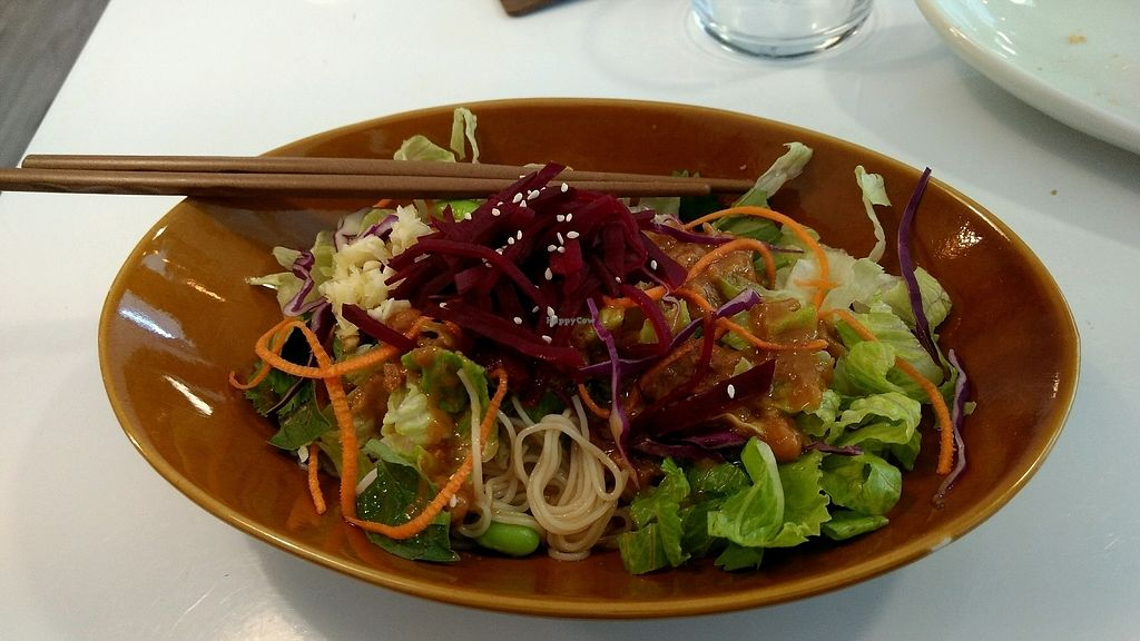 """Photo of Yummy Vegan Home - Ya Mi Rizi  by <a href=""""/members/profile/darkrabbit"""">darkrabbit</a> <br/>cold noodles, Thai style <br/> October 28, 2017  - <a href='/contact/abuse/image/100897/319438'>Report</a>"""