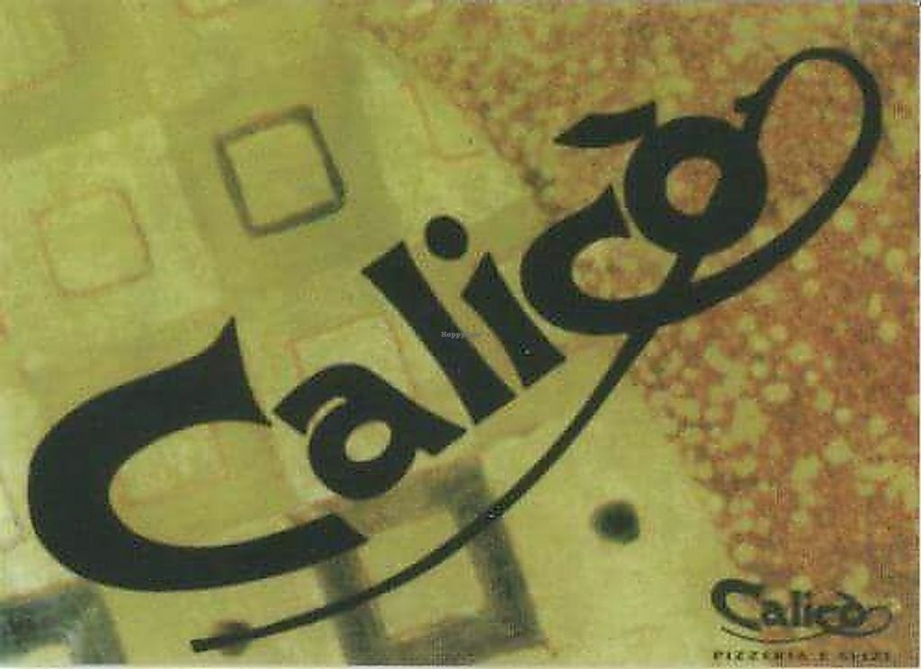 "Photo of Calico Ristorante Pizzeria  by <a href=""/members/profile/MarinaZago"">MarinaZago</a> <br/>Logo <br/> September 15, 2017  - <a href='/contact/abuse/image/100919/304644'>Report</a>"