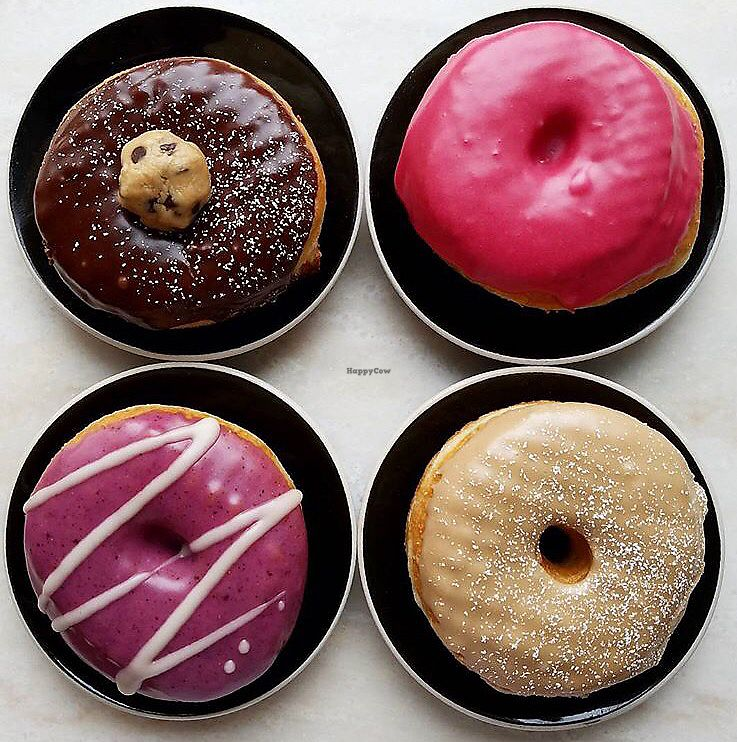 """Photo of Dottie's Donuts - Queen's Village  by <a href=""""/members/profile/myflagisonfire"""">myflagisonfire</a> <br/>deluxe flavors <br/> September 13, 2017  - <a href='/contact/abuse/image/100922/304029'>Report</a>"""
