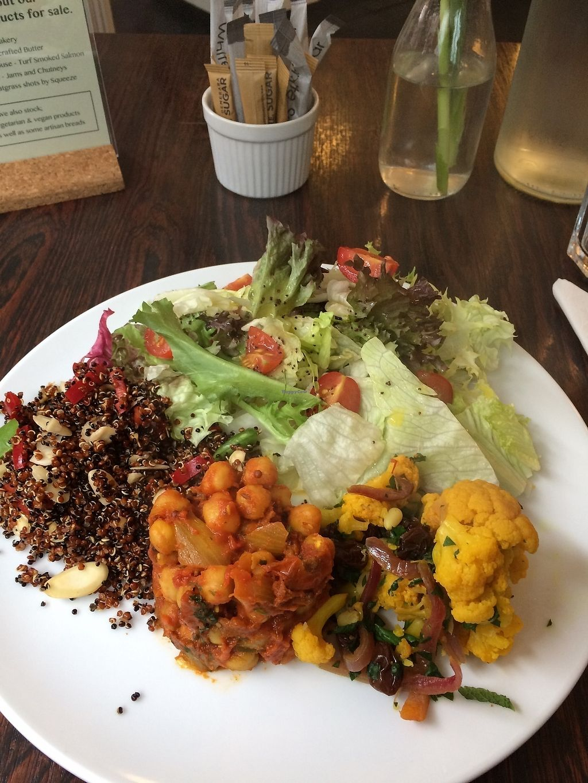 "Photo of The Hidden City Cafe  by <a href=""/members/profile/KarlijnVerzijden"">KarlijnVerzijden</a> <br/>Salad mix  <br/> January 30, 2018  - <a href='/contact/abuse/image/100966/352870'>Report</a>"