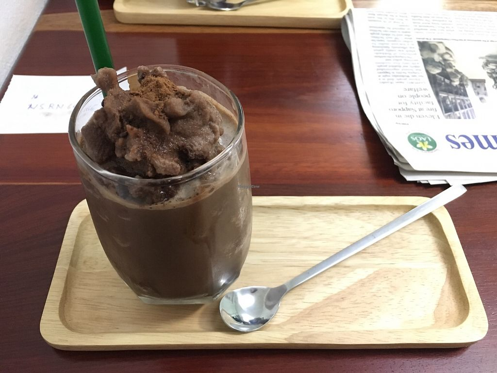 "Photo of Nissarana Cafe  by <a href=""/members/profile/MollyKennedy"">MollyKennedy</a> <br/>So so chocolatey ice shake  <br/> February 21, 2018  - <a href='/contact/abuse/image/100967/361989'>Report</a>"