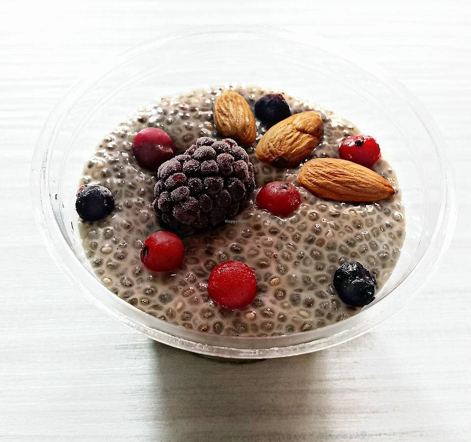 "Photo of Simple Bistro  by <a href=""/members/profile/camyN"">camyN</a> <br/>CHIA PUDDING <br/> September 26, 2017  - <a href='/contact/abuse/image/101007/308700'>Report</a>"