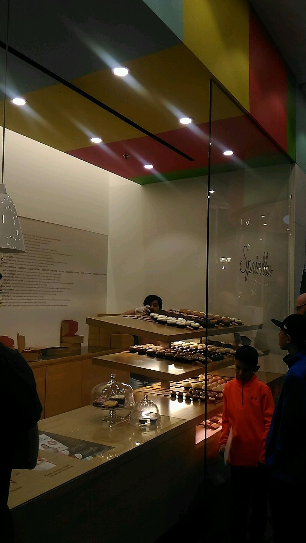 """Photo of Sprinkles Cupcakes  by <a href=""""/members/profile/QuothTheRaven"""">QuothTheRaven</a> <br/>inside <br/> March 19, 2018  - <a href='/contact/abuse/image/101018/373051'>Report</a>"""