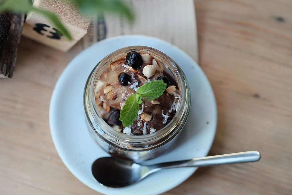 """Photo of The Factory Cafe  by <a href=""""/members/profile/AliceFerrer"""">AliceFerrer</a> <br/>Vegan icecream <br/> September 15, 2017  - <a href='/contact/abuse/image/101030/304636'>Report</a>"""