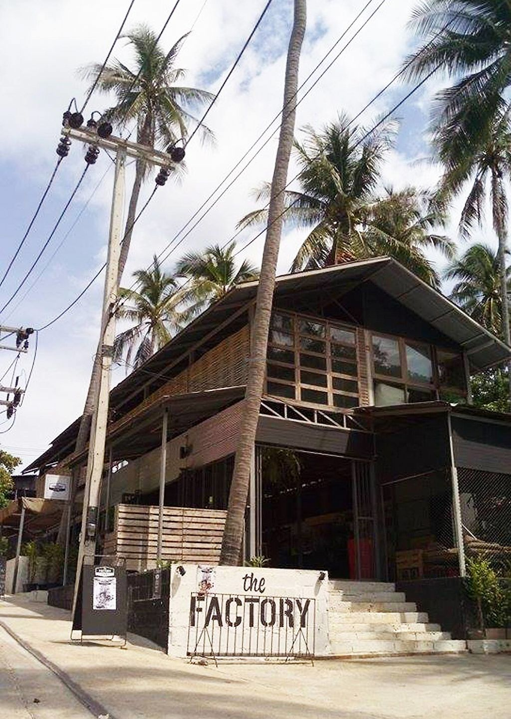 """Photo of The Factory Cafe  by <a href=""""/members/profile/AliceFerrer"""">AliceFerrer</a> <br/>The Factory Cafe <br/> October 5, 2017  - <a href='/contact/abuse/image/101030/311997'>Report</a>"""