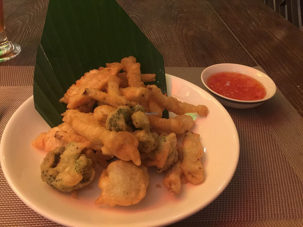 """Photo of Swans Gone Raw  by <a href=""""/members/profile/Egil"""">Egil</a> <br/>Tempura vegetables <br/> September 16, 2017  - <a href='/contact/abuse/image/101054/305019'>Report</a>"""