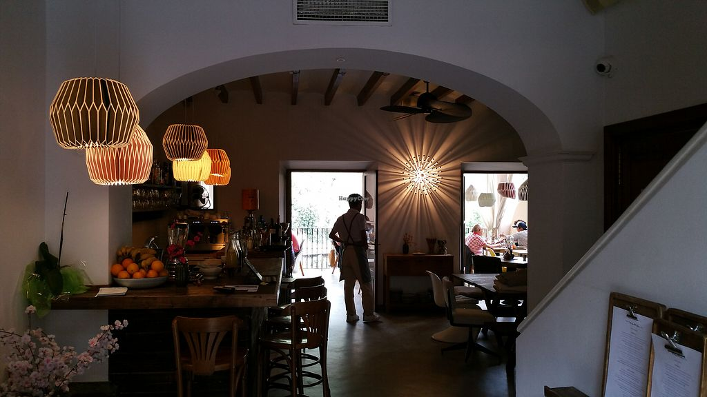 "Photo of Nama  by <a href=""/members/profile/Mallorcatalks"">Mallorcatalks</a> <br/>A beautiful, quiet & relaxed restaurant  <br/> September 24, 2017  - <a href='/contact/abuse/image/101072/307911'>Report</a>"