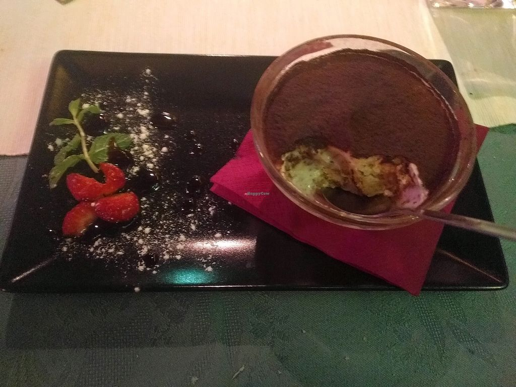 "Photo of Veganfruttariano  by <a href=""/members/profile/KatharineC"">KatharineC</a> <br/>tiramisu forgot to photograph before started eating) <br/> September 17, 2017  - <a href='/contact/abuse/image/101127/305182'>Report</a>"