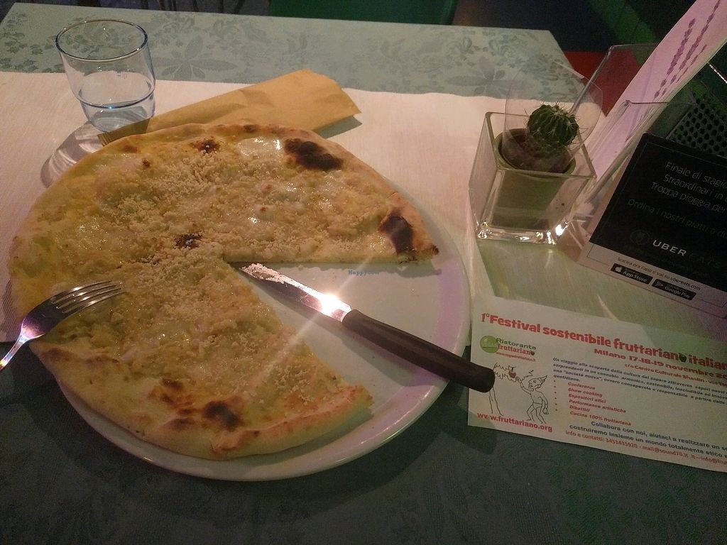 "Photo of Veganfruttariano  by <a href=""/members/profile/KatharineC"">KatharineC</a> <br/>pizza <br/> September 17, 2017  - <a href='/contact/abuse/image/101127/305183'>Report</a>"