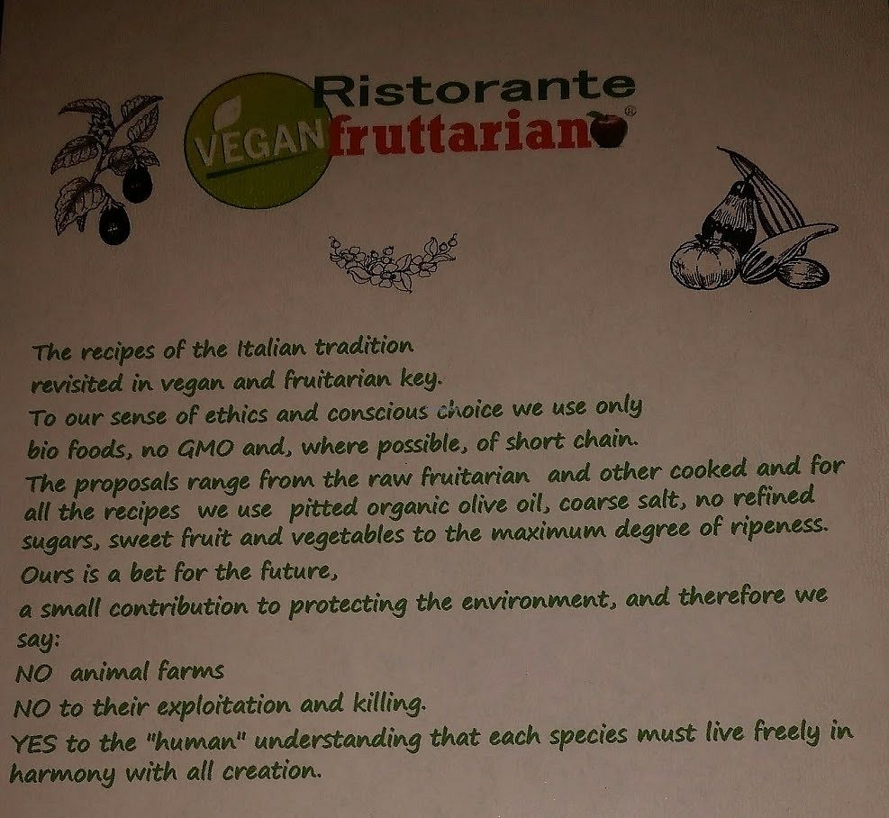 "Photo of Veganfruttariano  by <a href=""/members/profile/StephanieKarinHaugen"">StephanieKarinHaugen</a> <br/>Menu opener for Veganfruttariano <br/> January 11, 2018  - <a href='/contact/abuse/image/101127/345544'>Report</a>"
