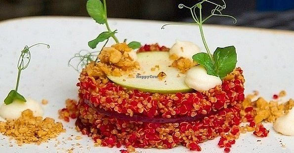 """Photo of Djoyn  by <a href=""""/members/profile/trudy073"""">trudy073</a> <br/>Quinoa-beetroot-apple-roasted walnuts <br/> September 30, 2017  - <a href='/contact/abuse/image/101157/310030'>Report</a>"""