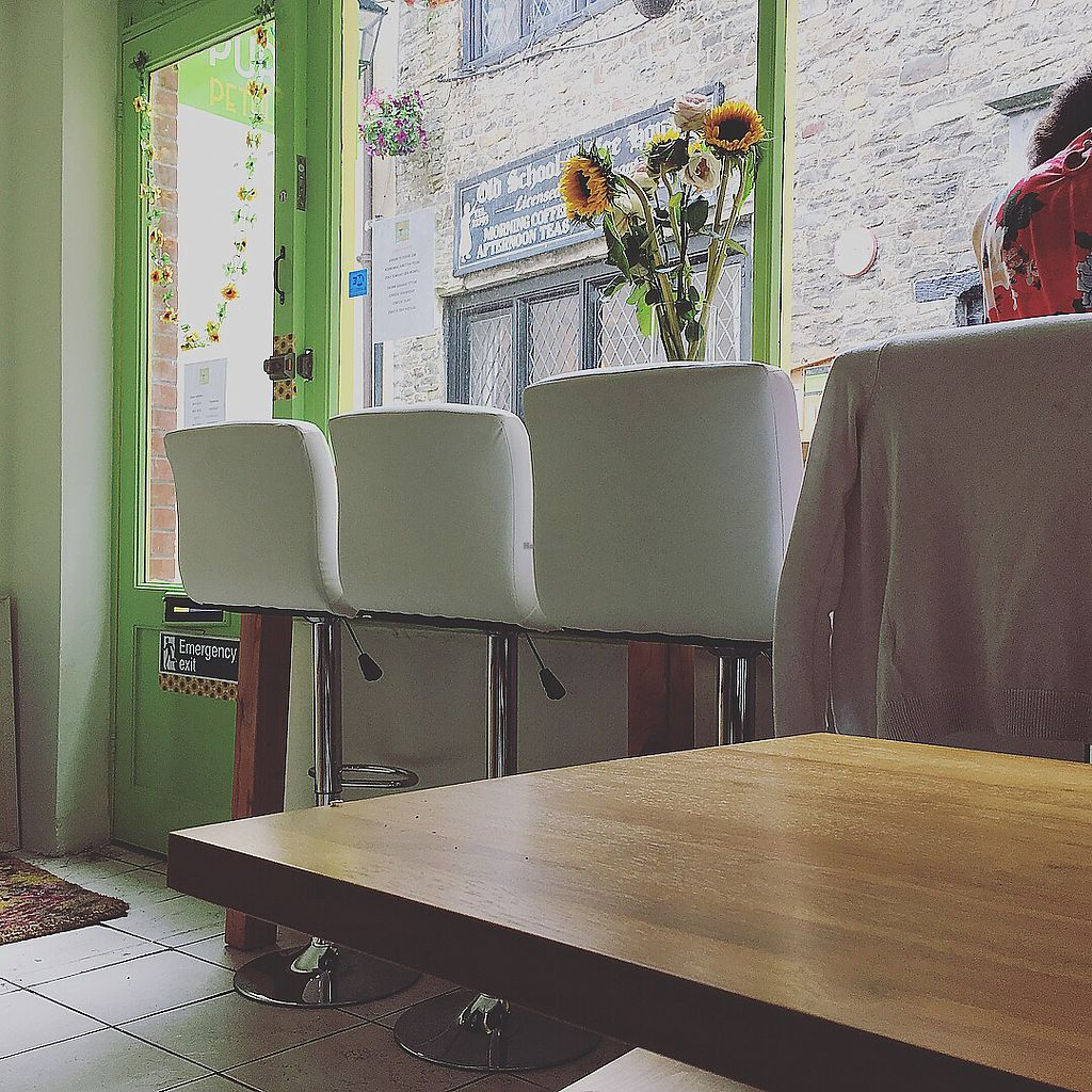"""Photo of Purity Petal Cafe  by <a href=""""/members/profile/ClareKnighton"""">ClareKnighton</a> <br/>Inside <br/> September 28, 2017  - <a href='/contact/abuse/image/101172/309313'>Report</a>"""