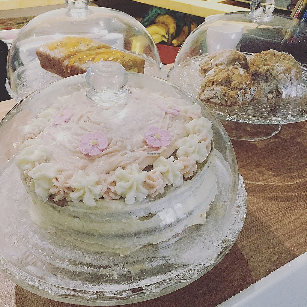 """Photo of Purity Petal Cafe  by <a href=""""/members/profile/ClareKnighton"""">ClareKnighton</a> <br/>Cake? <br/> September 28, 2017  - <a href='/contact/abuse/image/101172/309314'>Report</a>"""