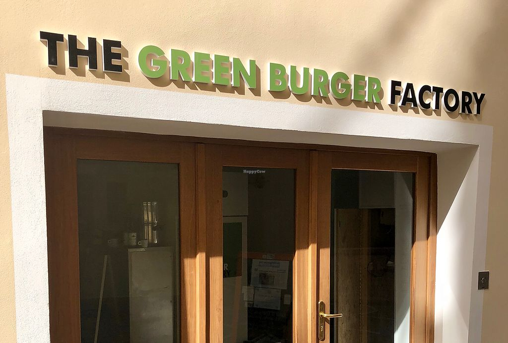 """Photo of The Green Burger Factory  by <a href=""""/members/profile/MaximeBorens"""">MaximeBorens</a> <br/>The Green Burger Factory <br/> April 16, 2018  - <a href='/contact/abuse/image/101201/386877'>Report</a>"""
