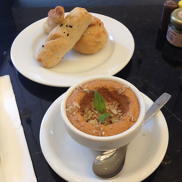 """Photo of Seasalt Bakery and Cafe  by <a href=""""/members/profile/Yasminenazmy"""">Yasminenazmy</a> <br/>delicious Catalan dip! <br/> September 24, 2017  - <a href='/contact/abuse/image/101204/307775'>Report</a>"""