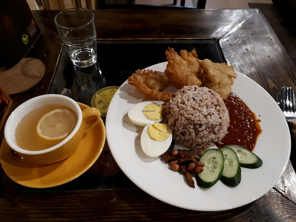"""Photo of Art Nature Cafe  by <a href=""""/members/profile/chinaamber"""">chinaamber</a> <br/>Nasi lemak <br/> December 19, 2017  - <a href='/contact/abuse/image/101214/337214'>Report</a>"""